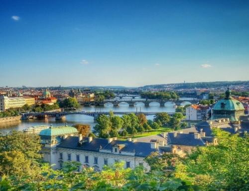 Summer in Prague!