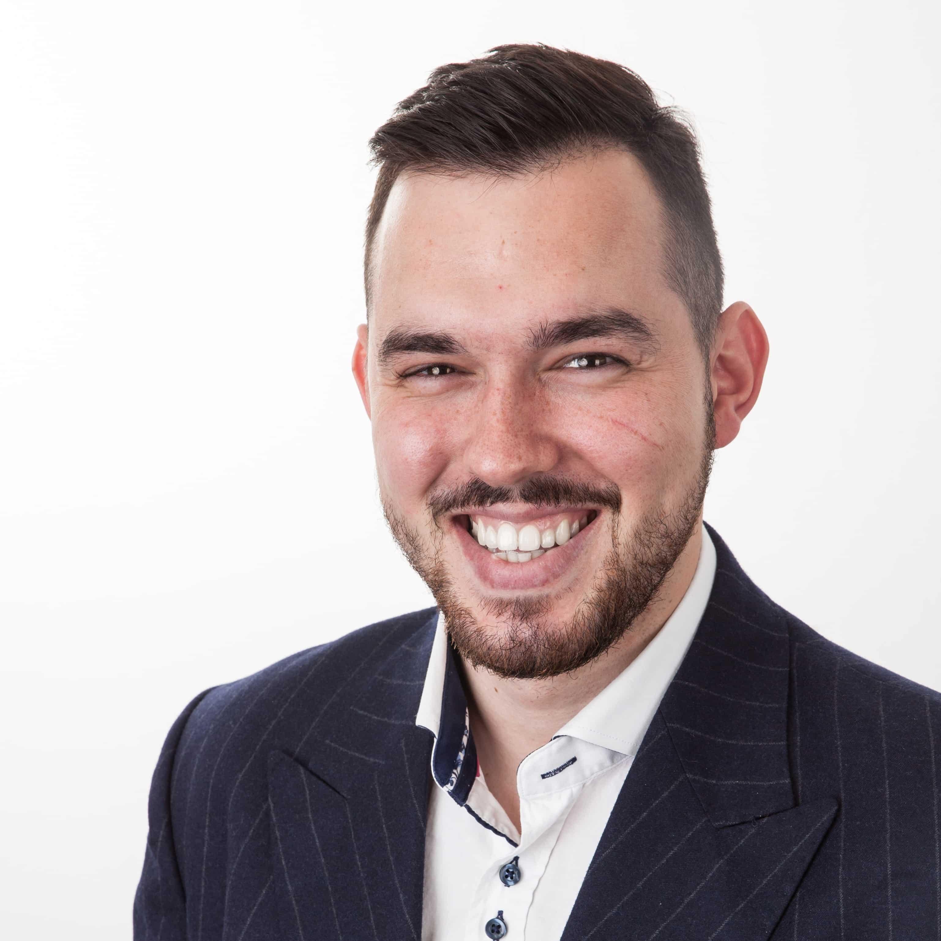 Filip Semrád, Business Development Manager