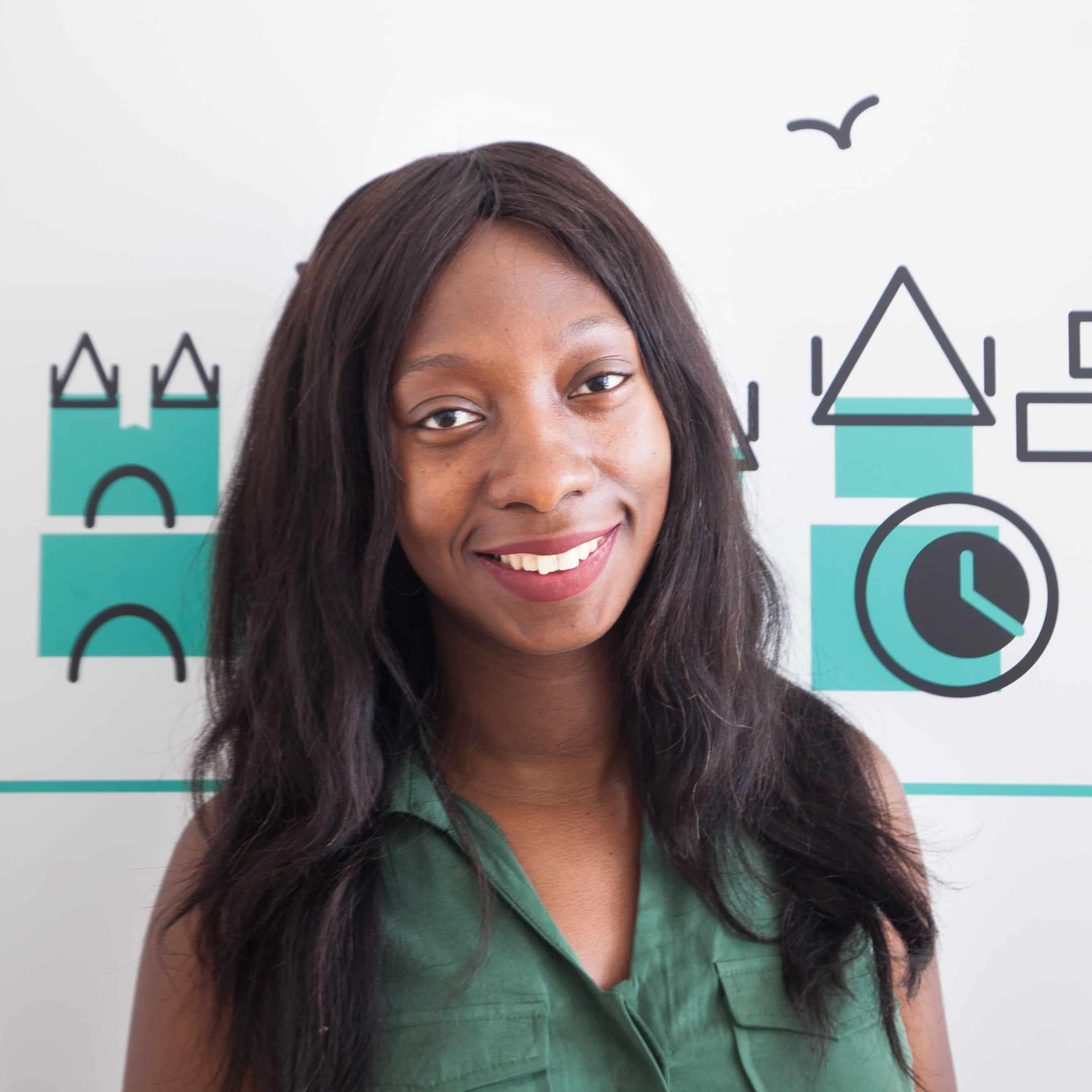 Pamela Isamene, Business Development Manager, France